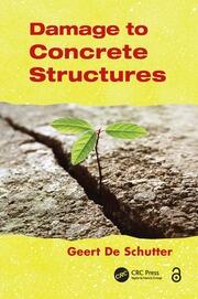 Damage to Concrete Structures - 1st Edition book cover