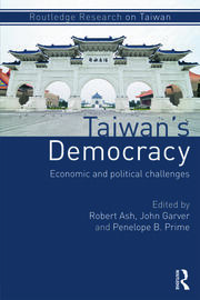 Taiwan's Democracy - 1st Edition book cover
