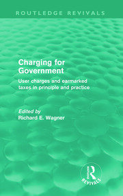 Charging for Government (Routledge Revivals) - 1st Edition book cover