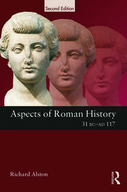 Aspects of Roman History 31 BC-AD 117 - 2nd Edition book cover