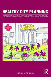 Healthy City Planning - 1st Edition book cover