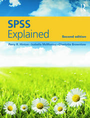 SPSS Explained