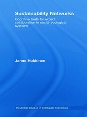Sustainability Networks - 1st Edition book cover