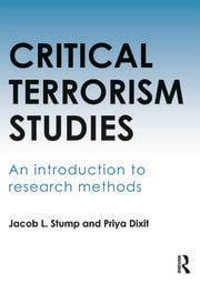 Critical Terrorism Studies - 1st Edition book cover