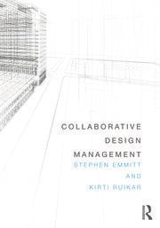 Collaborative Design Management - 1st Edition book cover