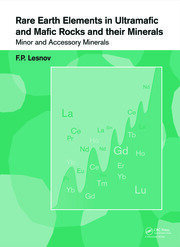 Rare Earth Elements in Ultramafic and Mafic Rocks and their Minerals: Minor and Accessory Minerals