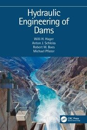 Hydraulic Engineering of Dams - 1st Edition book cover