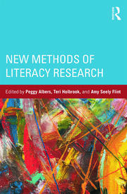 New Methods of Literacy Research - 1st Edition book cover