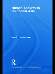 Human Security in Southeast Asia - 1st Edition book cover