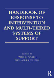 Handbook of Response to Intervention and Multi-Tiered Systems of Support - 1st Edition book cover
