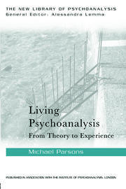 Living Psychoanalysis - 1st Edition book cover