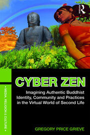 Cyber Zen - 1st Edition book cover