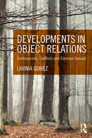 Developments in Object Relations - 1st Edition book cover