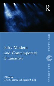 Fifty Modern and Contemporary Dramatists - 1st Edition book cover