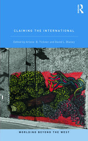 Claiming the International - 1st Edition book cover