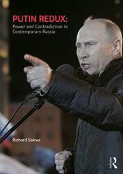 Putin Redux - 1st Edition book cover
