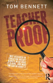 Teacher Proof - 1st Edition book cover