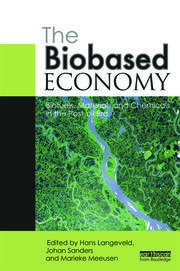 The Biobased Economy - 1st Edition book cover