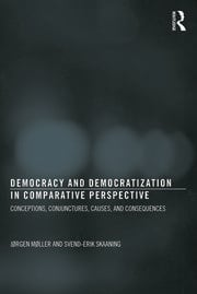 Democracy and Democratization in Comparative Perspective - 1st Edition book cover