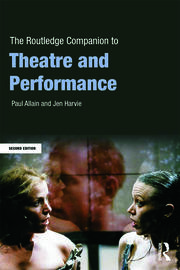 The Routledge Companion to Theatre and Performance - 2nd Edition book cover