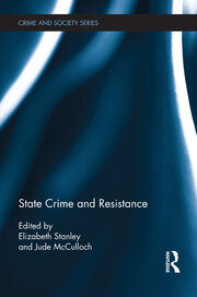 State Crime and Resistance - 1st Edition book cover