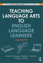 Teaching Language Arts to English Language Learners - 2nd Edition book cover