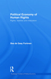 Political Economy of Human Rights - 1st Edition book cover