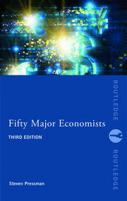 Fifty Major Economists - 3rd Edition book cover