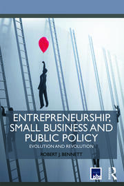 Entrepreneurship, Small Business and Public Policy - 1st Edition book cover