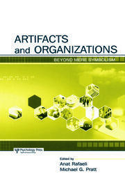 Artifacts and Organizations - 1st Edition book cover