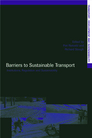Barriers to Sustainable Transport - 1st Edition book cover