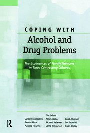 Coping with Alcohol and Drug Problems - 1st Edition book cover