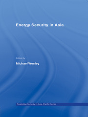 Energy Security in Asia - 1st Edition book cover