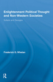 Enlightenment Political Thought and Non-Western Societies - 1st Edition book cover