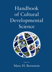 Handbook of Cultural Developmental Science - 1st Edition book cover