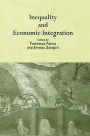 Inequality and Economic Integration - 1st Edition book cover
