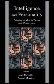 Intelligence and Personality - 1st Edition book cover