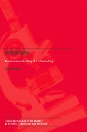 Interferon - 1st Edition book cover