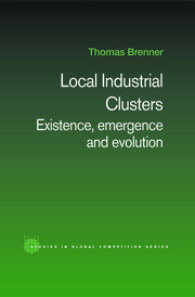 Local Industrial Clusters - 1st Edition book cover