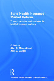 State Health Insurance Market Reform - 1st Edition book cover