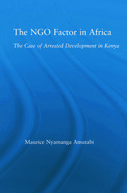 The NGO Factor in Africa - 1st Edition book cover