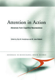Attention in Action - 1st Edition book cover