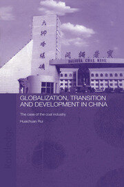 Globalisation, Transition and Development in China - 1st Edition book cover