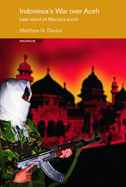 Indonesia's War over Aceh - 1st Edition book cover