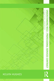 Understanding NEC3 : Professional Services Contract - 1st Edition book cover
