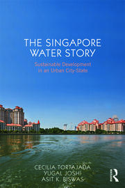The Singapore Water Story - 1st Edition book cover