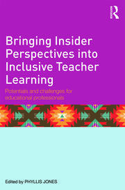 Bringing Insider Perspectives into Inclusive Teacher Learning - 1st Edition book cover