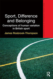Sport, Difference and Belonging - 1st Edition book cover
