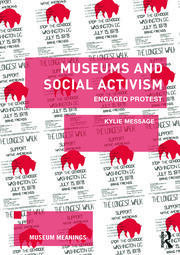 Museums and Social Activism - 1st Edition book cover