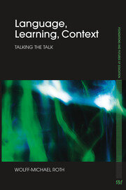 Language, Learning, Context - 1st Edition book cover